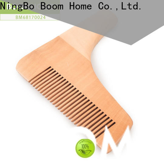 New wooden hair comb holiday factory for home