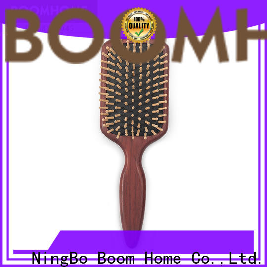 Boom Home Latest wooden comb for business for hotel