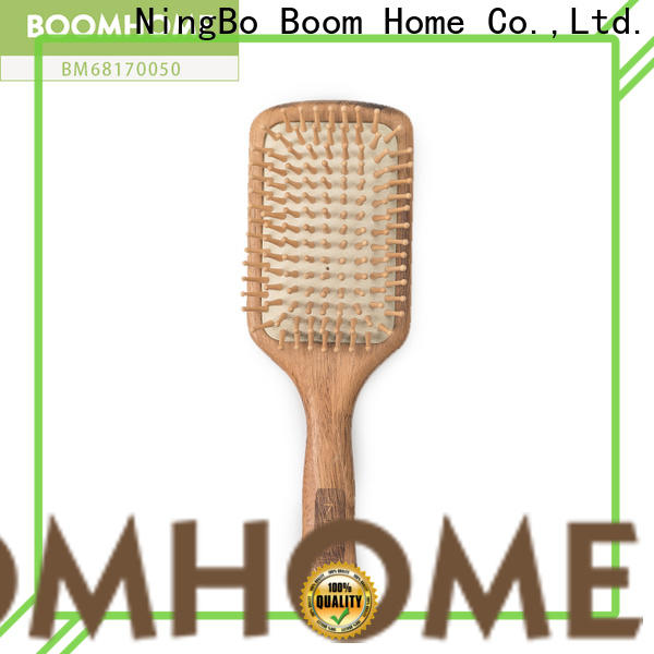 Best wooden handle hair brush growth suppliers for travel