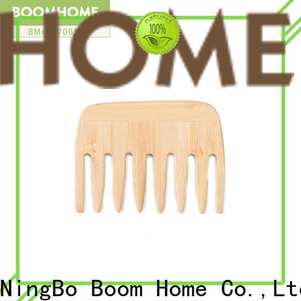 Boom Home Custom wooden paddle brush for sale for home