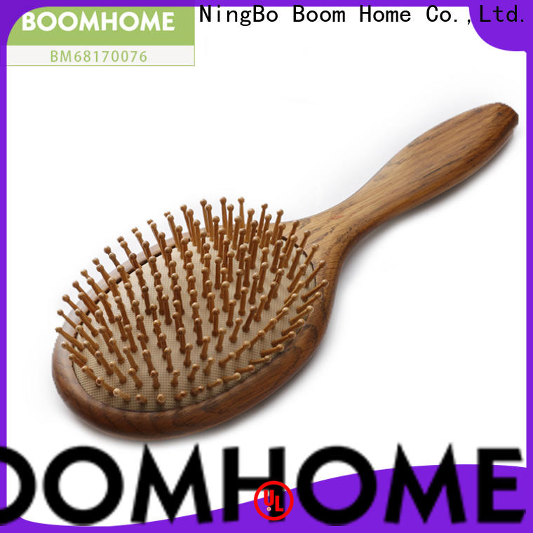 Best wooden hair comb steel supply for shop