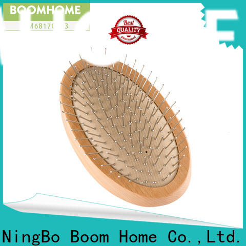 Boom Home Latest wood hair brush for business for home