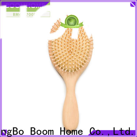 Wholesale wooden comb bespoke factory for home