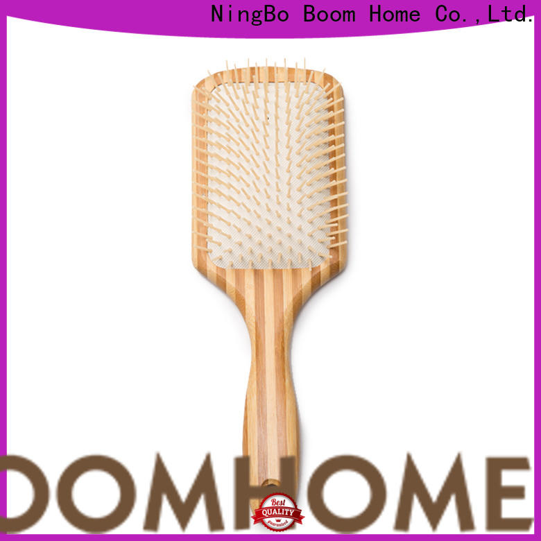 Boom Home pin wooden hair comb suppliers for home