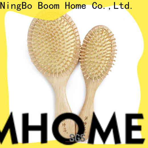 Boom Home New wooden paddle brush suppliers for hotel