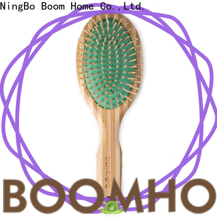 Boom Home Wholesale bamboo hair comb supply for women