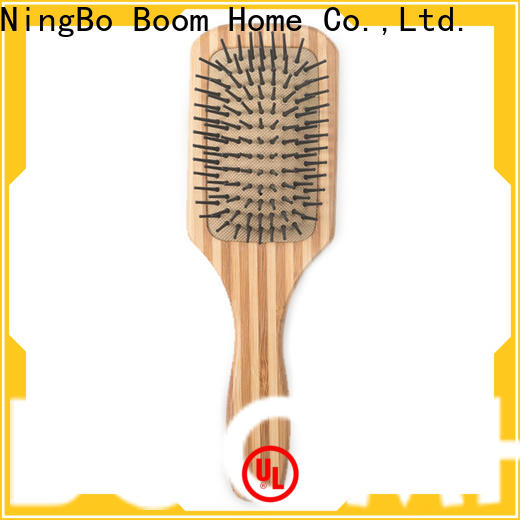 Boom Home gifts bamboo paddle brush for sale for women
