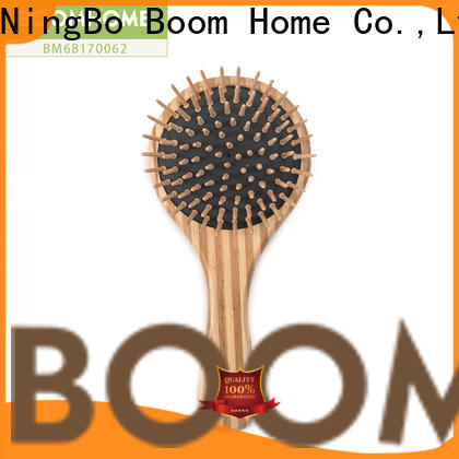 Boom Home small bamboo hair comb factory for men