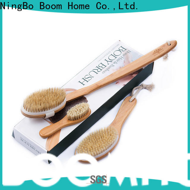 Boom Home Wholesale body wash brush factory for dry skin