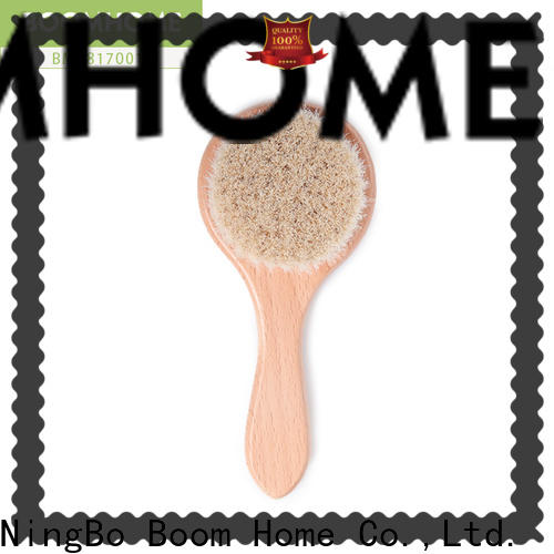 Boom Home bristle toddler hair brush company for household