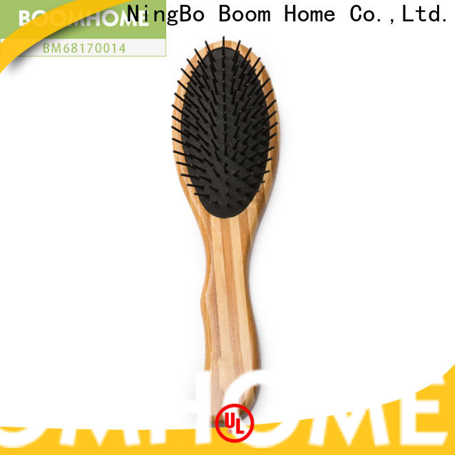 Boom Home hairbrush bamboo comb for business for women