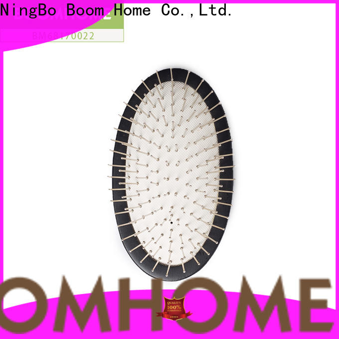 Latest wood hair brush shower for business for shop