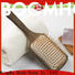 Boom Home High-quality wooden handle hair brush factory for home