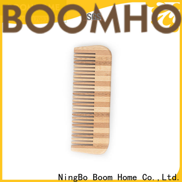 Boom Home High-quality bamboo paddle brush factory for thick hair