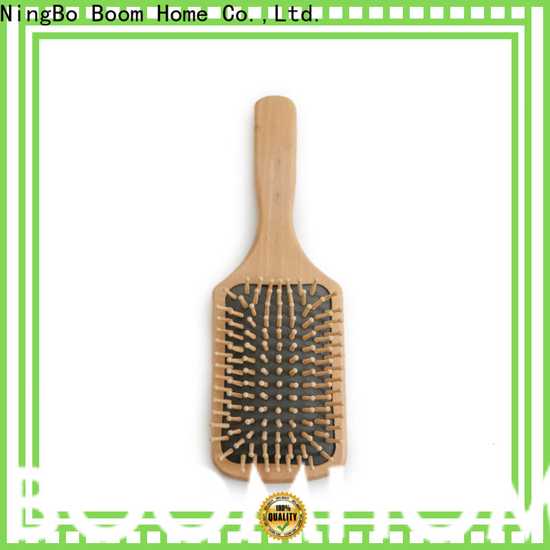 Boom Home Best wooden comb factory for home