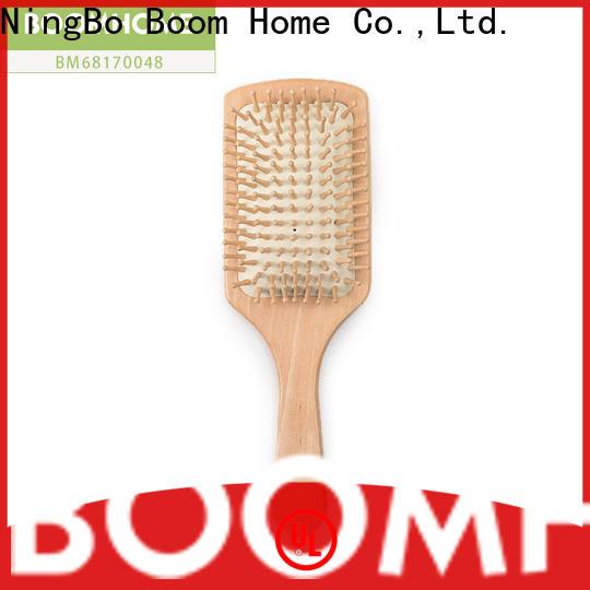 Boom Home hairbrush bamboo hair comb supply for women