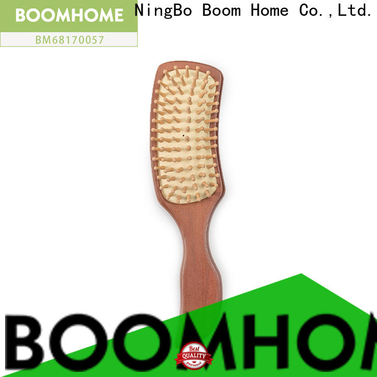 Boom Home Top wooden comb suppliers for travel