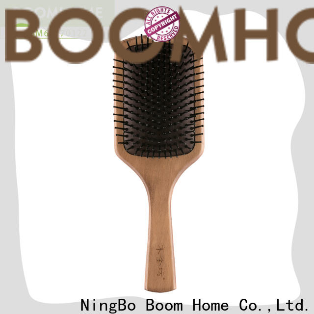 Boom Home trending wooden paddle brush manufacturers for shop