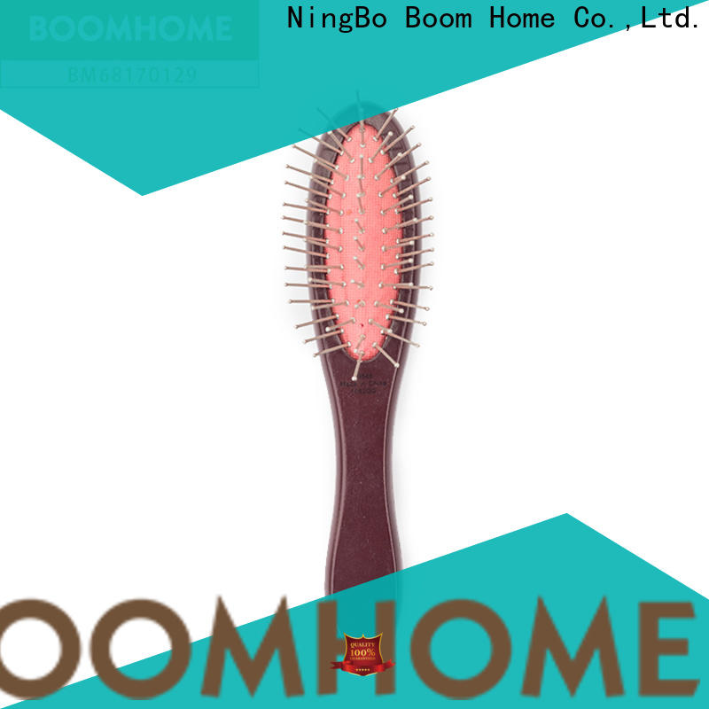 Boom Home straightening wooden comb supply for shop