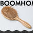 Boom Home Best wooden paddle hair brush factory for home