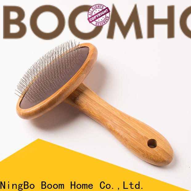 Best pet brush stainless steel pins supply for fur