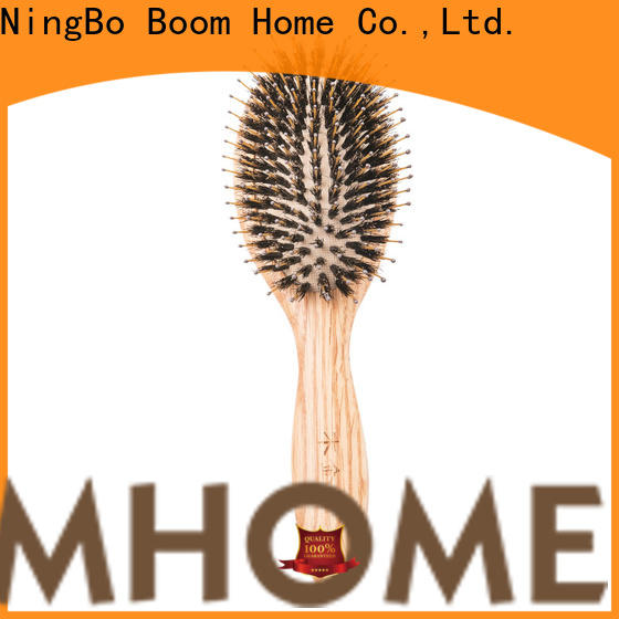 High-quality wooden comb professional supply for travel
