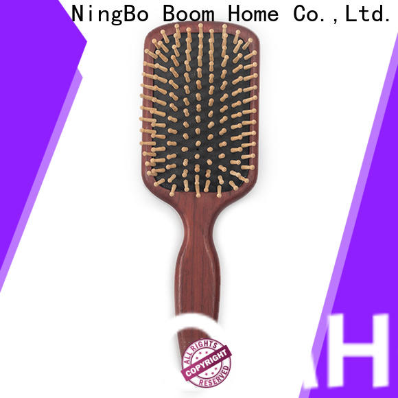 Latest wooden hair comb beauty manufacturers for shop