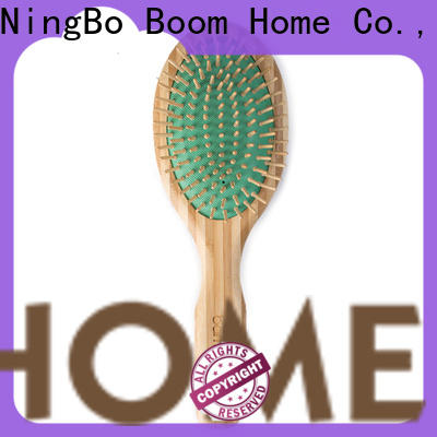 Boom Home pin bamboo hair comb suppliers for thick hair