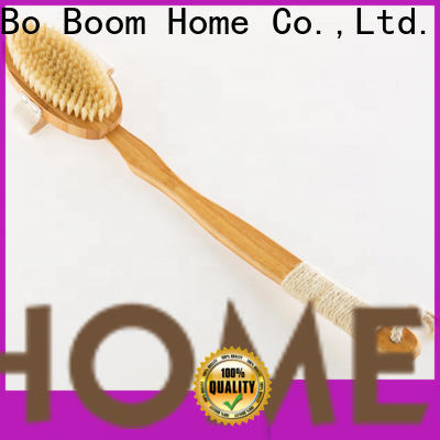 High-quality body cleansing brush bristle suppliers for body