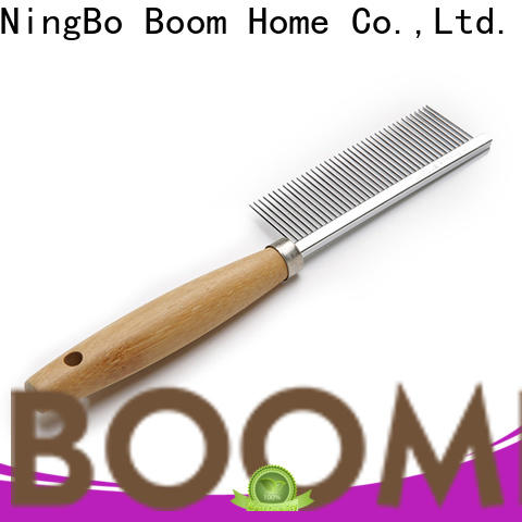 High-quality pet brush bamboo suppliers for household