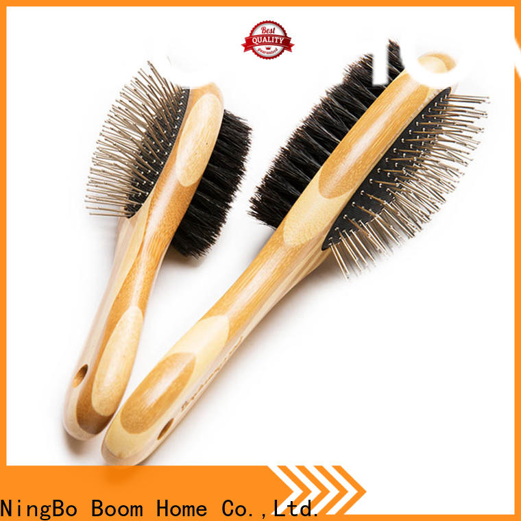 Boom Home stainless steel pins pet combs and brushes for business for fur