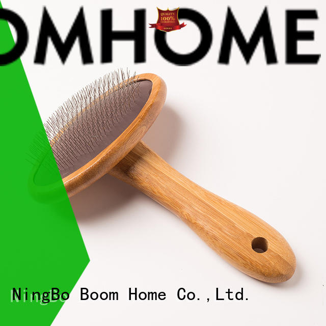 Boom Home Custom pet grooming brush for business for fur