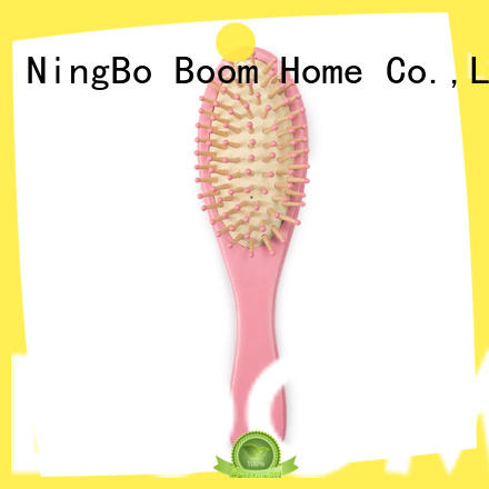 High-quality baby hair brush set goat hair for business for trottie