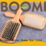 Boom Home anti-static wooden hair brush with good price for home