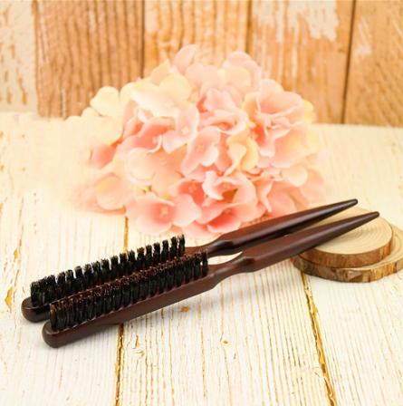 Best boar hair brush nylon for sale for women-3