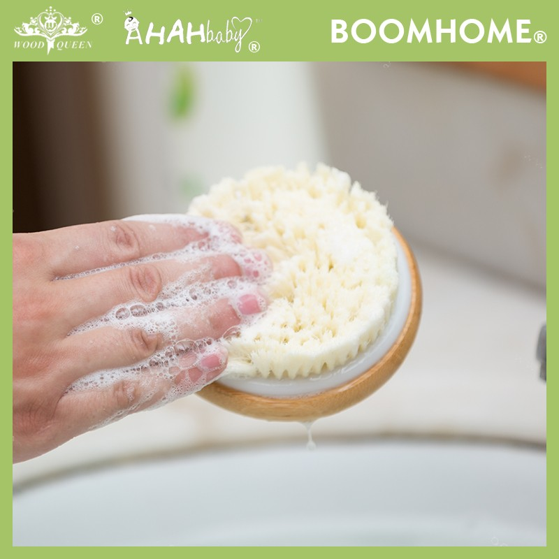 Boom Home detachable body cleaning brush customized for body-4