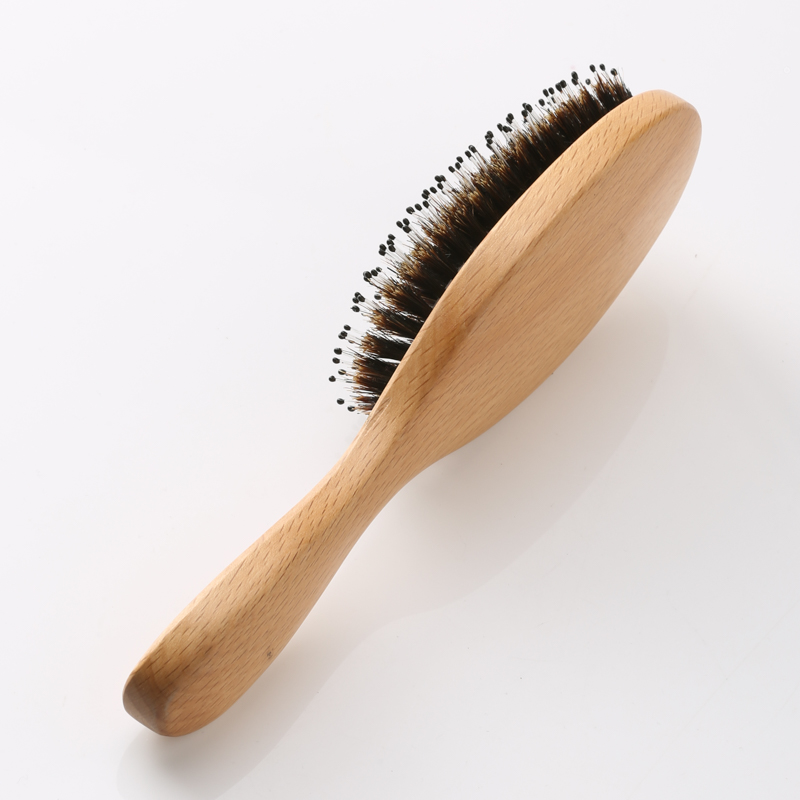 Boom Home High-quality wooden hair brush for business for home-3