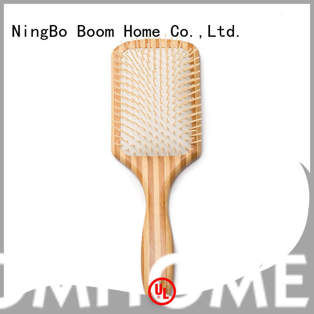 Boom Home professional wooden comb for business for hotel