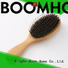 Boom Home large wooden handle hair brush with good price for hotel