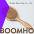 Boom Home anti-static wooden comb with good price for hotel