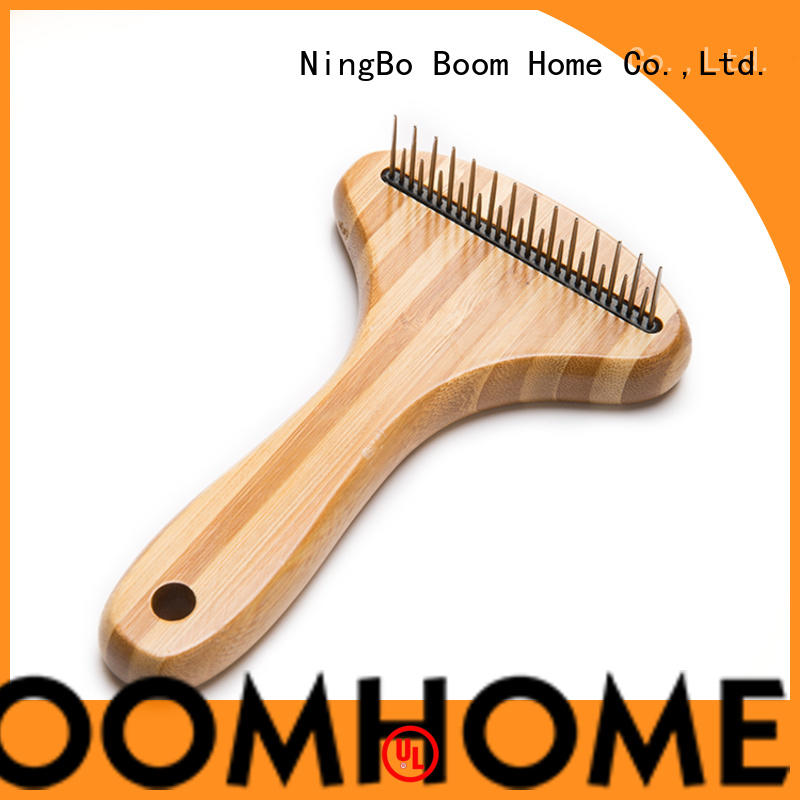 Boom Home Wholesale pet combs and brushes supply for fur