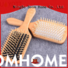 Boom Home anti-static wooden hair comb factory for hotel