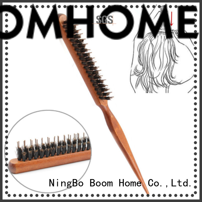 best boar bristle hair brush beard care factory for hair salon