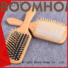Boom Home dryer wooden paddle hair brush with good price for travel