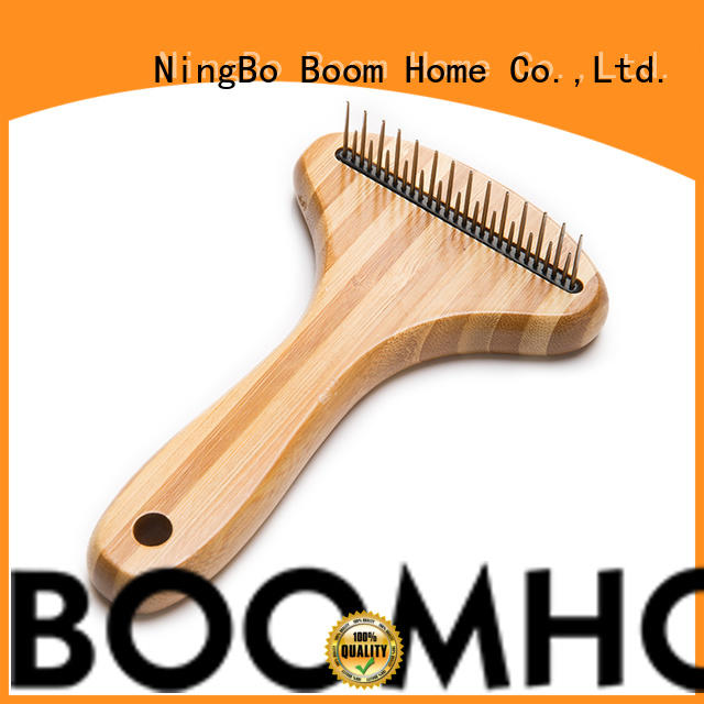 Boom Home removing pet grooming brush factory for home