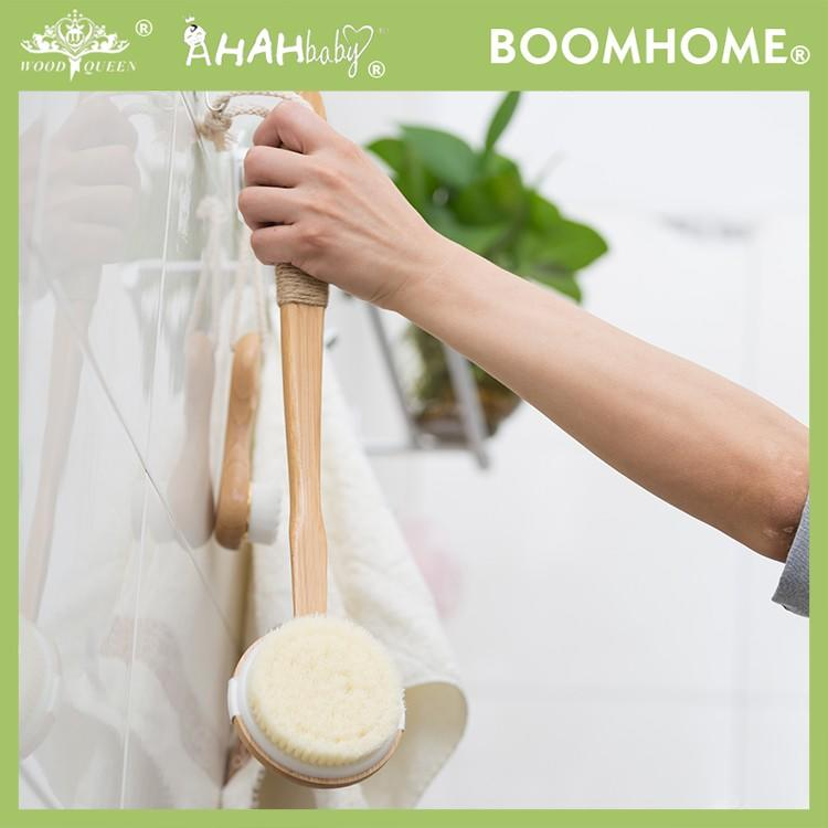 Boom Home detachable body cleaning brush customized for body-3