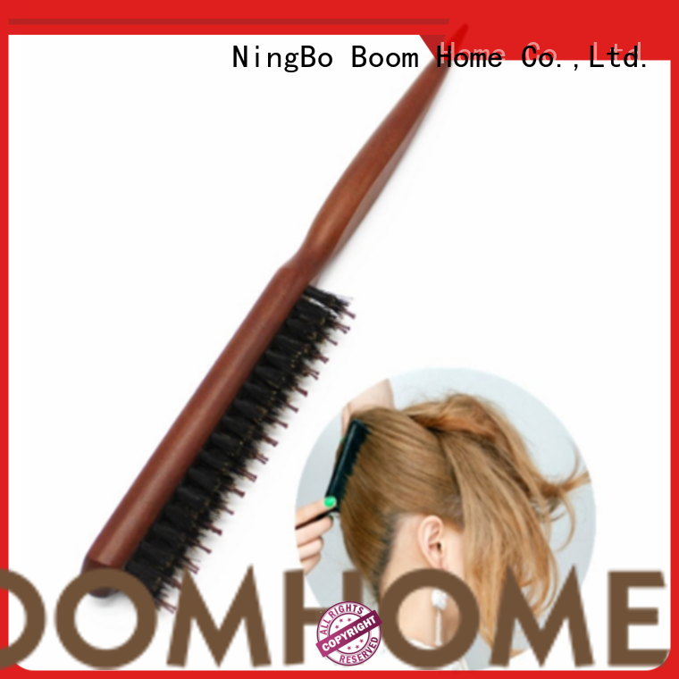 Boom Home pins boar hair hairbrush for sale for bathroom