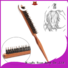 natural boar hair brush pins factory for home