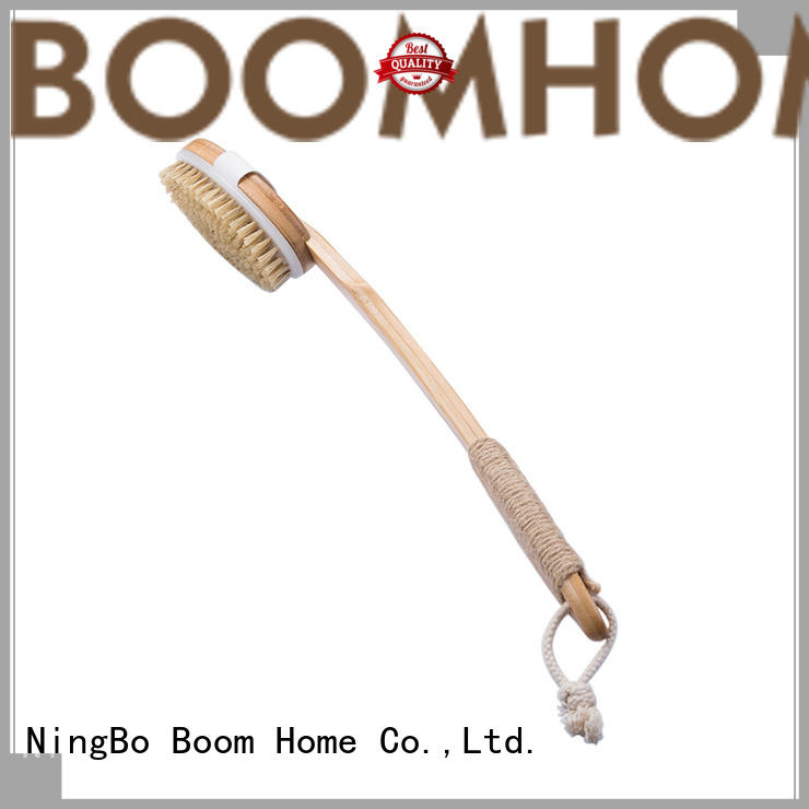 Boom Home detachable body cleaning brush customized for body