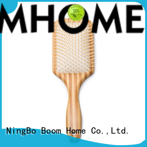 Boom Home boar wooden comb design for shop